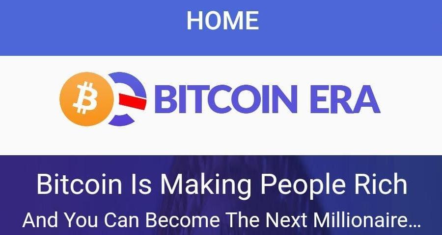 Bitcoin Era: ¿una estafa? ¡Consulte opiniones y reseñas en el foro! ¡Descubra todo acerca del proceso de registro e inicio de sesión!