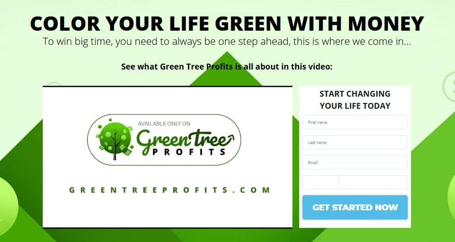 Software di trading automatico Green Tree Profits : come evitare le truffe? Qual è la procedura di registrazione e di accesso al conto? Dai uno sguardo alle recensioni e alle opinioni sui forum online!
