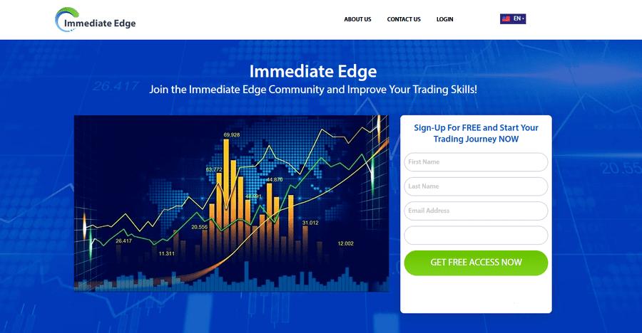Åsikter och recensioner om Immediate Edge: en bluff eller en idealisk produkt? Registrering och inloggning på forumet.