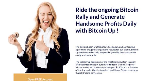 sito ufficiale della btc up